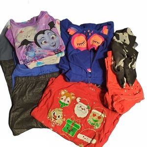 Bundle of girls clothes size 7/8